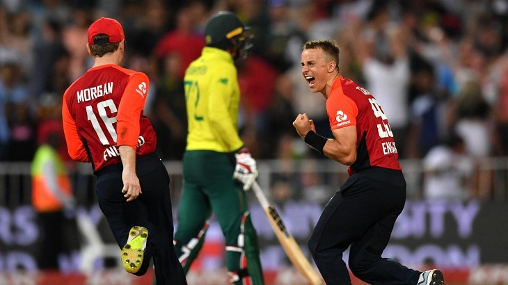 England win South Africa Twenty20 series