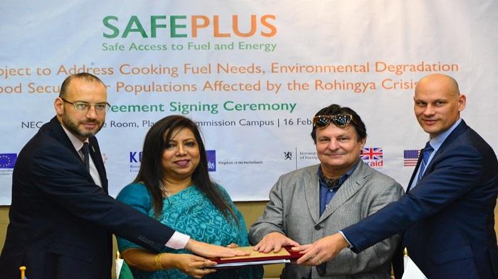 UN launches initiative to improve environment, livelihoods in Cox's Bazar