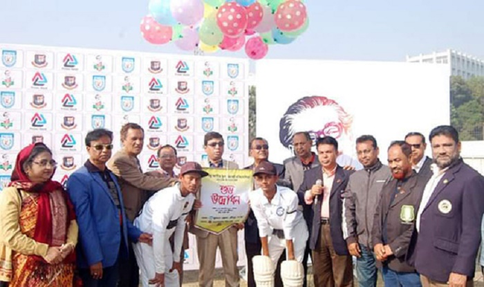 Bangabandhu School Cricket competition begins in Khulna