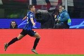 Pasalic takes just 19 seconds to hit winner as Atalanta go clear of Roma