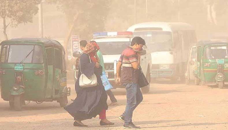 Air Quality Index: Dhaka's air classified as 'very unhealthy'