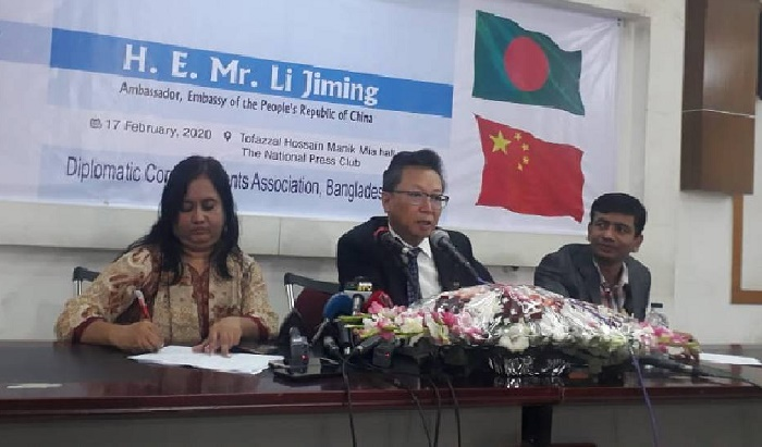 Don't switch to other countries: Chinese envoy to Bangladeshi businesses