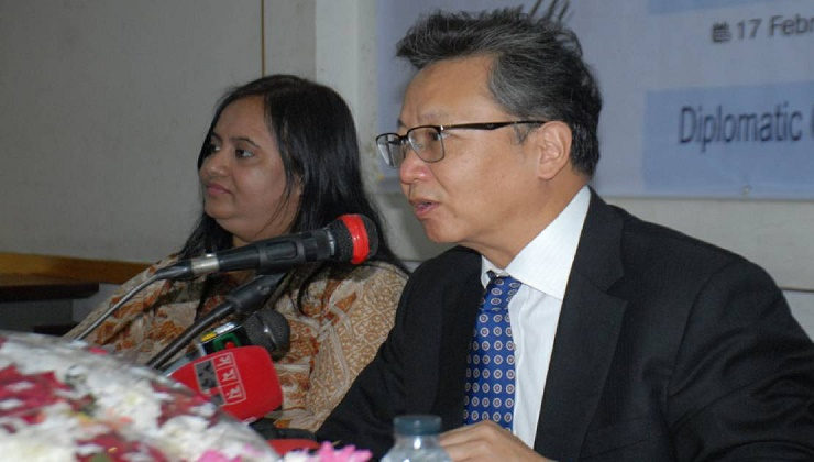 Technical issues hindering return of remaining Bangladeshis in Hubei: Chinese envoy