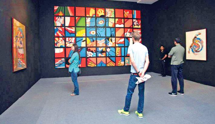 Fifth Dhaka Art Summit ends