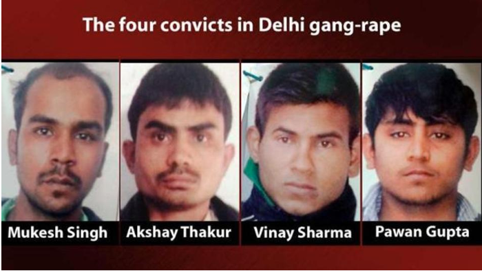 Delhi Court issues new death warrant to execute 4 gang rape convicts on March 3