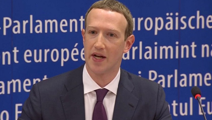 Facebook's Zuckerberg calls for new-style regulator for EU