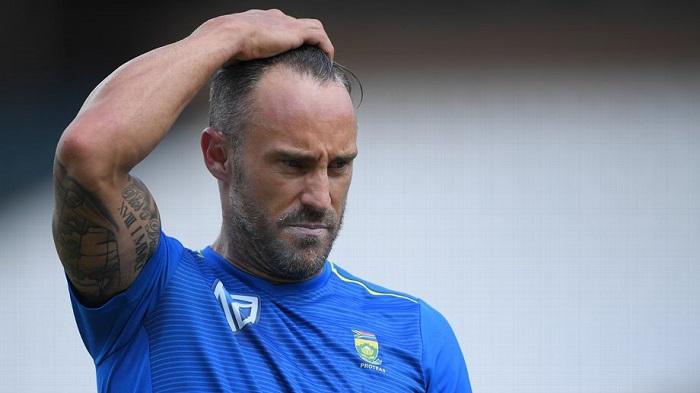 Du Plessis steps aside as South Africa skipper