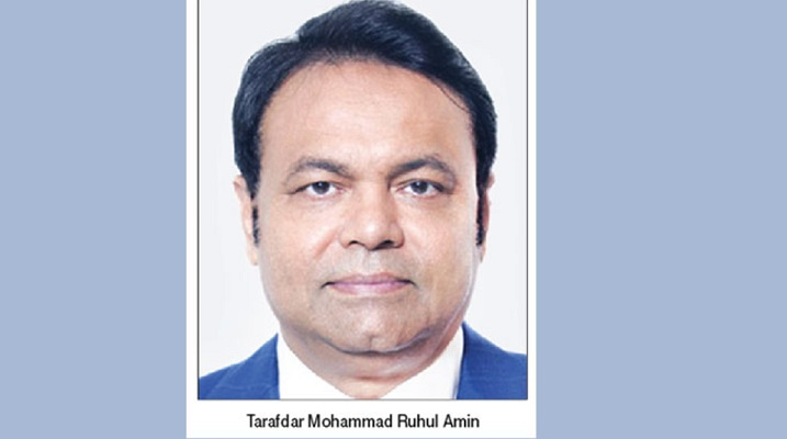Tarafder Ruhul Amin not to compete in BFF election