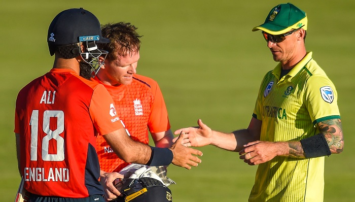 England fined for slow over-rate in Centurion T20I