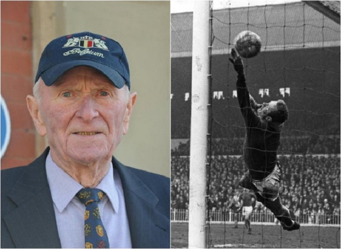 Munich air crash hero and goalkeeping great Gregg dies