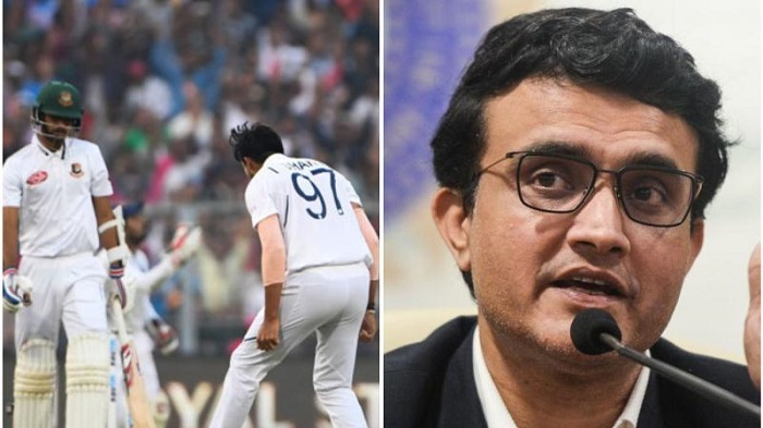 India to play day-night Tests against Australia, England: Ganguly