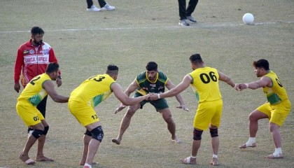 Pakistan beat arch rivals India in kabaddi World Cup