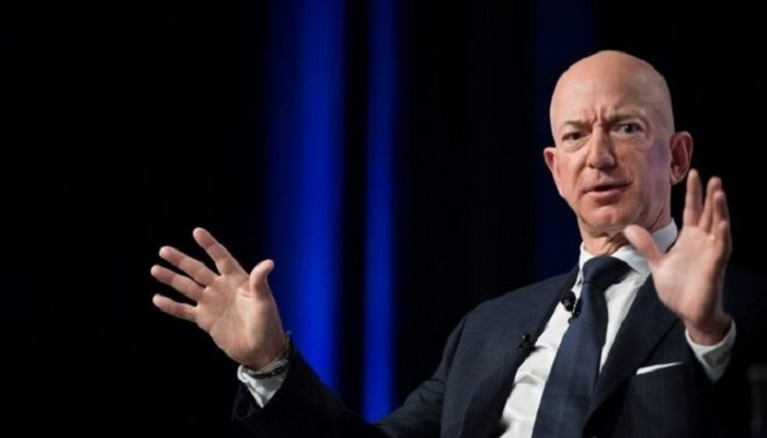 Jeff Bezos: World's richest man pledges $10bn to fight climate change