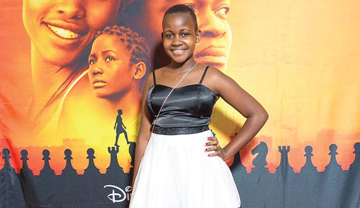 Queen of Katwe actor Nikita Pearl dies
