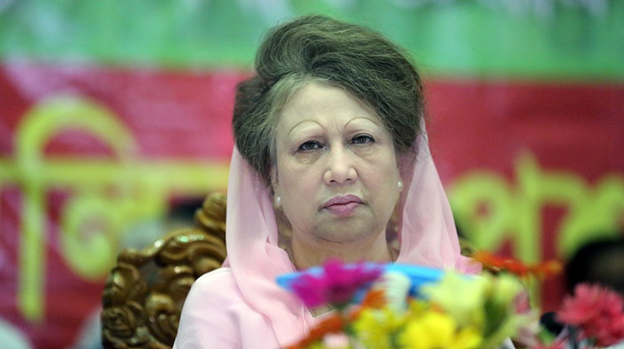 Khaleda again seeks bail on health grounds