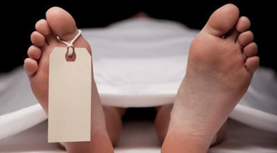 Elderly woman killed in city, husband held