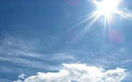 Dry weather likely across the country