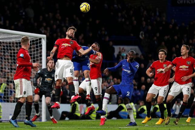 Man Utd stun Chelsea