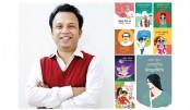 Ranzit's 10 new books, Mahtab's 'Nogore Somudro' launched