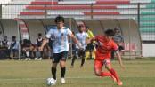 BPL Football: Sheikh Jamal DC earn 2-1 victory over Muktijoddha SKS