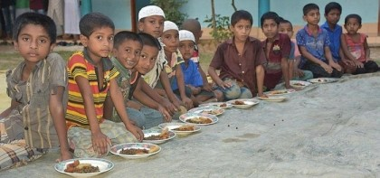 Orphans, destitute children to get food every month in Mujib Year