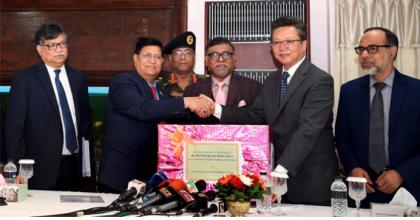 Bangladesh gives medical logistics to China to combat coronavirus