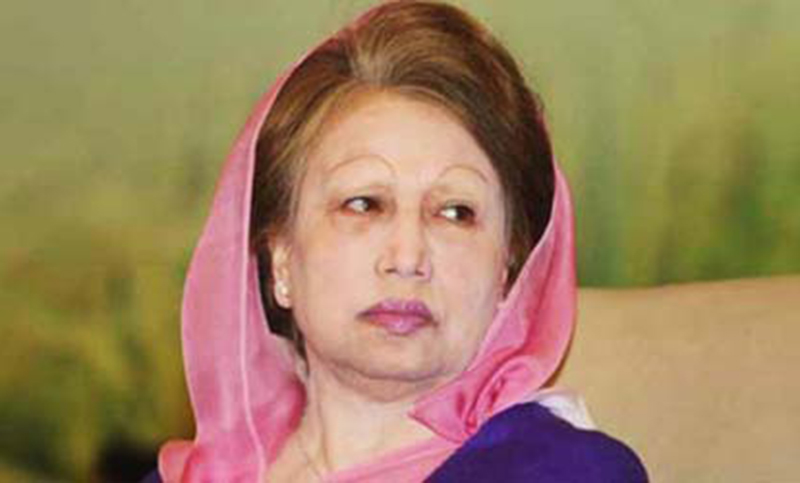 Hearing on Khaleda's bail pleas February 23
