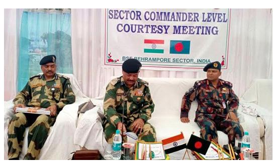 BSF assures of stopping border killing
