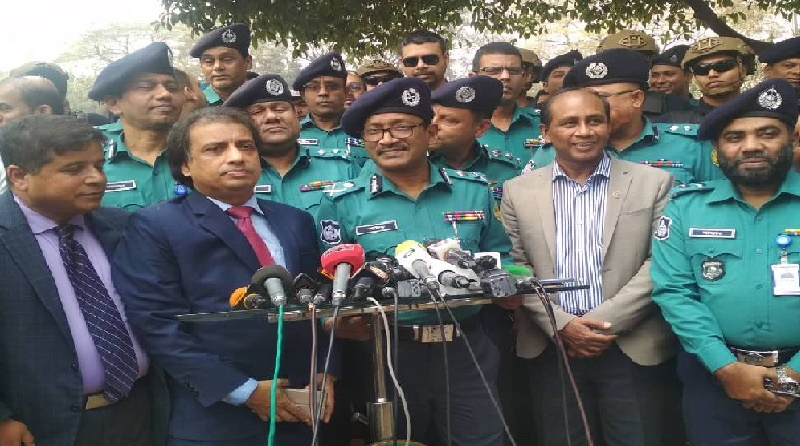 4-tier security measures for February 21: DMP chief
