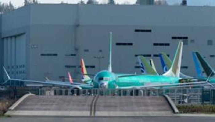 Debris found in new Boeing 737 Max fuel tanks