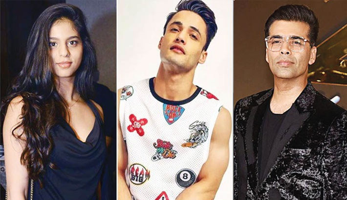 Karan to launch Suhana, Asim in Student Of The Year 3!