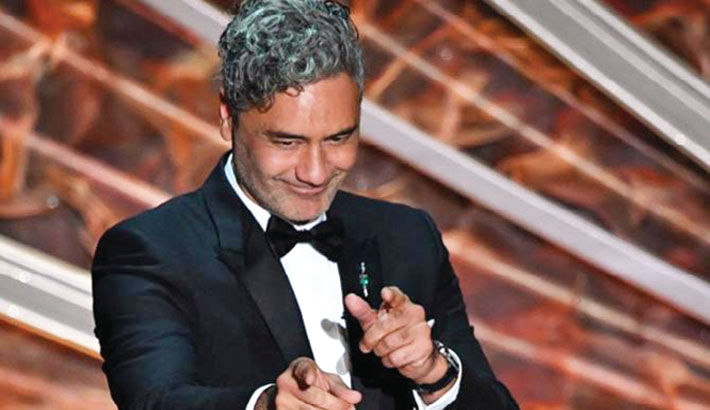 Waititi in talks to direct Hollywood satire with Jude Law