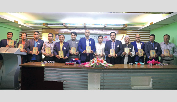 Cover of book on Karnaphuli unveiled