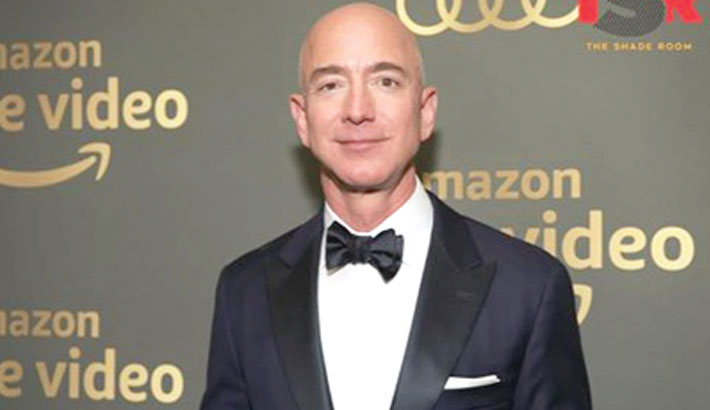 Bezos launches $10bn fund to combat climate change