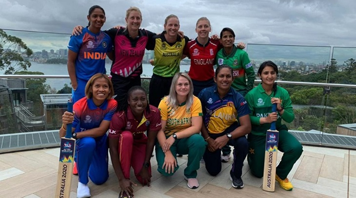 Squads for the women's T20 World Cup