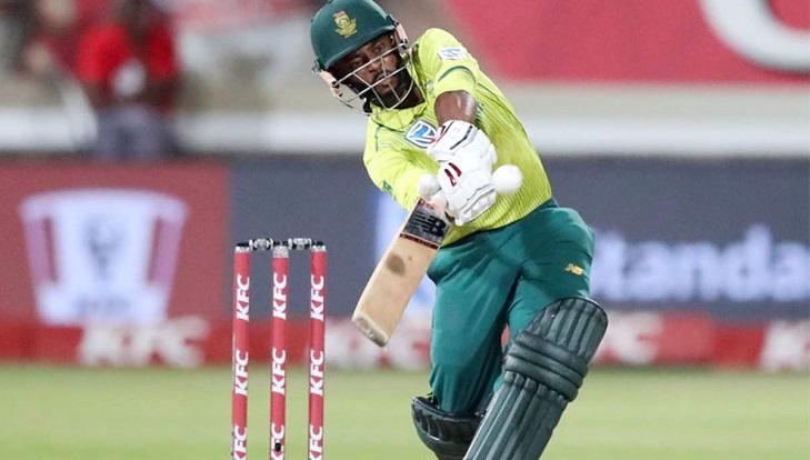 Bavuma out of first Australia T20 international
