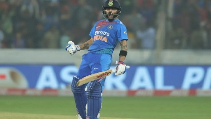 India's Kohli not yet ready to ease workload