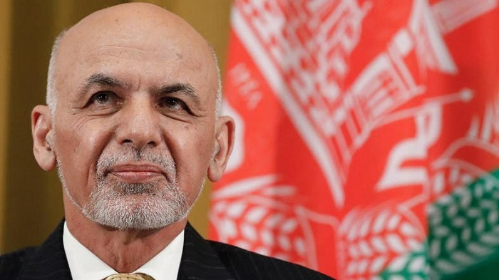 Afghan president Ghani wins second term