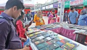 Ekushey book fair drawing crowd gradually