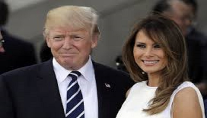 US President Trump and first lady Melania to visit Delhi February 24