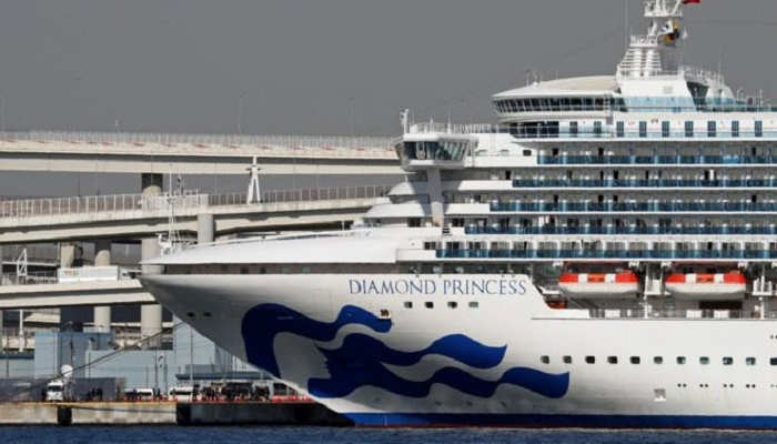 Coronavirus: Two passengers dead from quarantined Diamond Princess