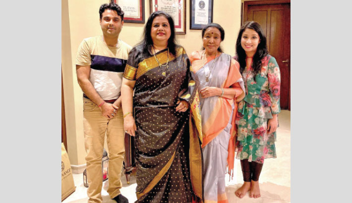 In Love With Bangla: Raja Kaasheff & Rubayyat Jahan