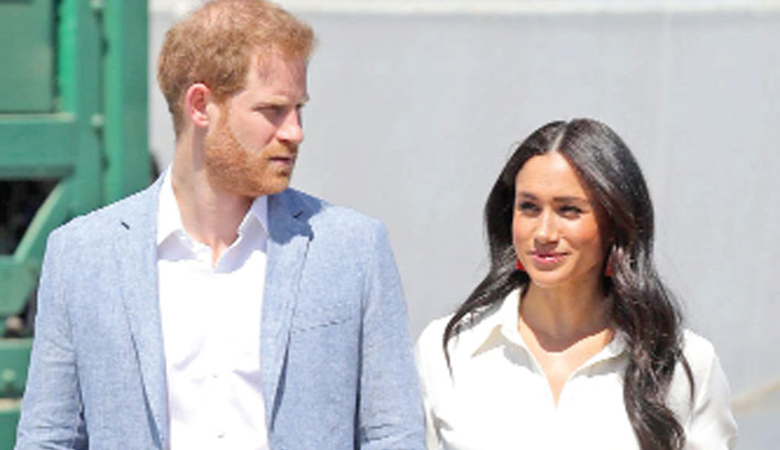 Queen could stop Harry, Meghan using 'royal' brand