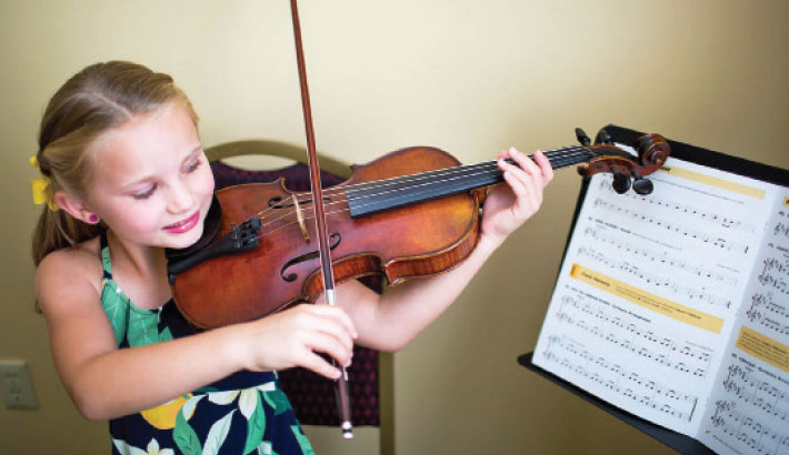 Benefits of Playing Musical Instruments