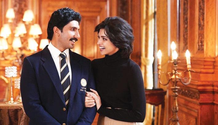 Deepika, Ranveer bring alive iconic couple Kapil and Romi Dev in '83