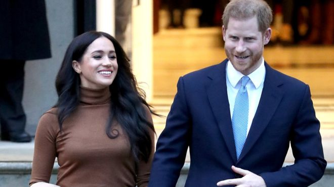 Harry and Meghan's royal duties ending 31 March