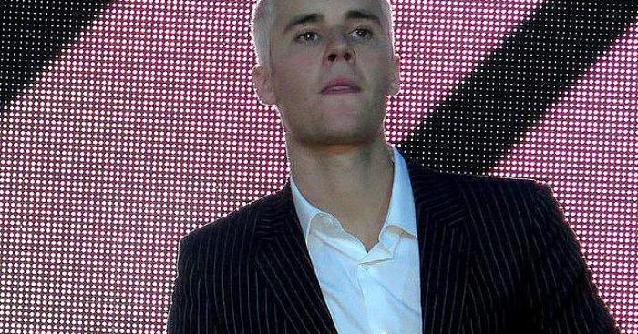 Justin Bieber's stress-buster secret