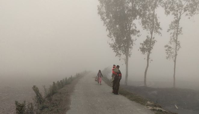 Cold-related diseases affect 4071 people in 24hrs