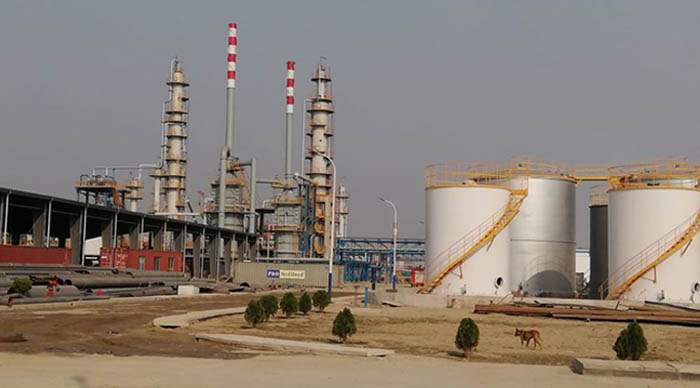 Country's first-ever pvt Bitumen Plant to be launched on Saturday