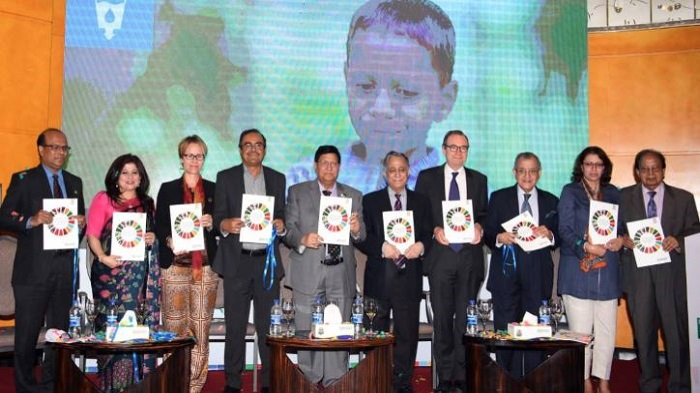 Partnership crucial to achieve SDGs, national goals: FM